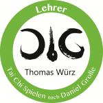 Gütesiegel Tai Chi spielen Thomas Würz